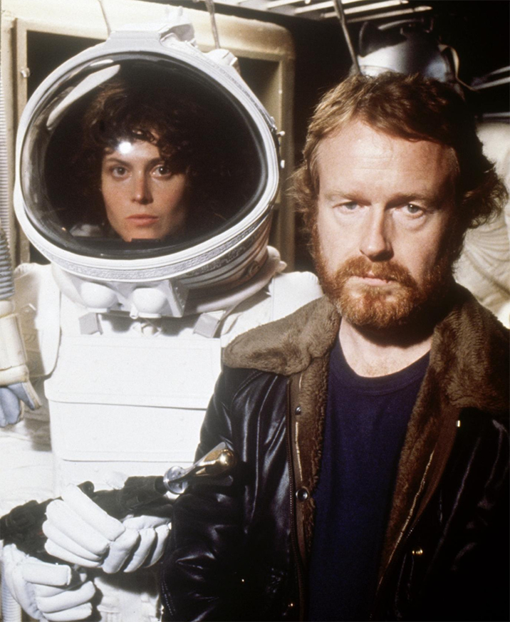 Ripley and Ridley @Alien 1979